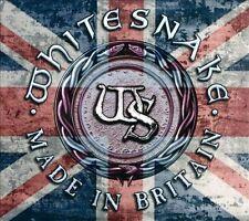 WHITESNAKE Made In Britain / The World Record  2 CD SET