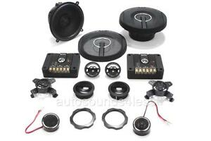 Infinity-Kappa-50-11cs-510-Watts-5-25-034-2-Way-Component-System-Speakers-5-1-4-034