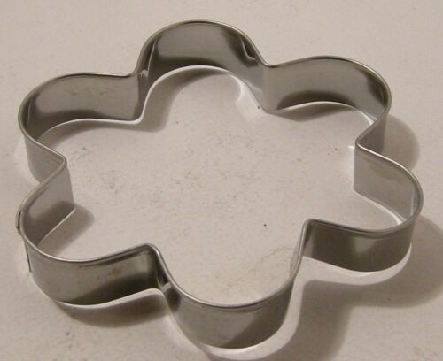 Cookie//biscuit cutter pain d/'épice s//s 8cm/&1.5cm profonde qualité garantie