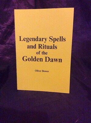 WATER BY SCORPIO Wicca Spells White Magick Magic Grimoire Finbarr MOON