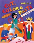 Cut, Color, and Paste by Janet Miller (Paperback)