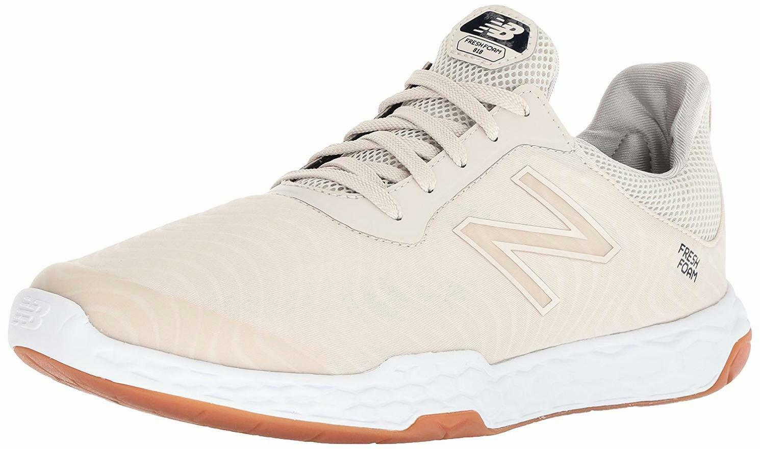 New Balance Men's 818v3 Fresh Foam Cross Trainer - Choose SZ color