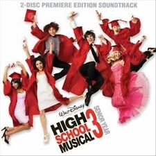 High School Musical 3: Senior Year Premiere Edition [CD+DVD] by Soundtrack