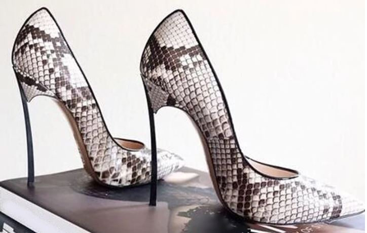 Decolte kim kardashian 12 cm stiletto alti  eleganti animalier simil pelle   Bella apparenza    Uomini/Donne Scarpa
