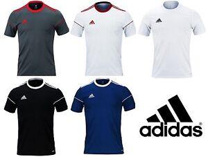 Image is loading Adidas-Men-Squadra-17-Climalite-Top-Soccer-Football- 4e5a67a9d