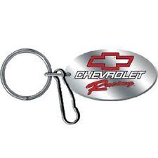 Chevrolet - Chevy  Racing Design Enamel Key Chain