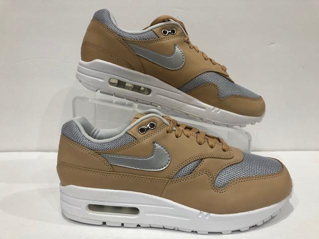 Nike WMNS AIR MAX 1 SE PRM donna scarpe da ginnastica AO0795-200