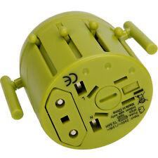 Universal Doll Style Multi-Function Travel Power Adapter Converter Socket Plug