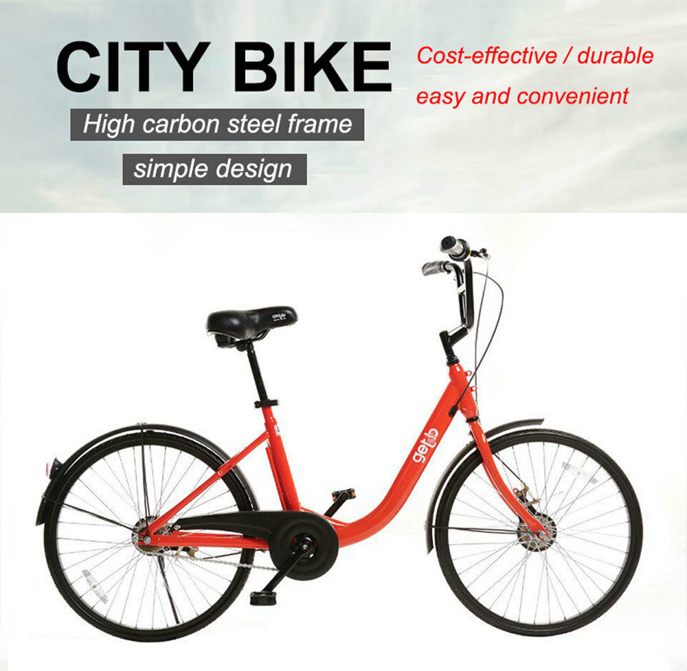 24 inch Traditional Style Bicycle Bike City Town & Country NEW from UK