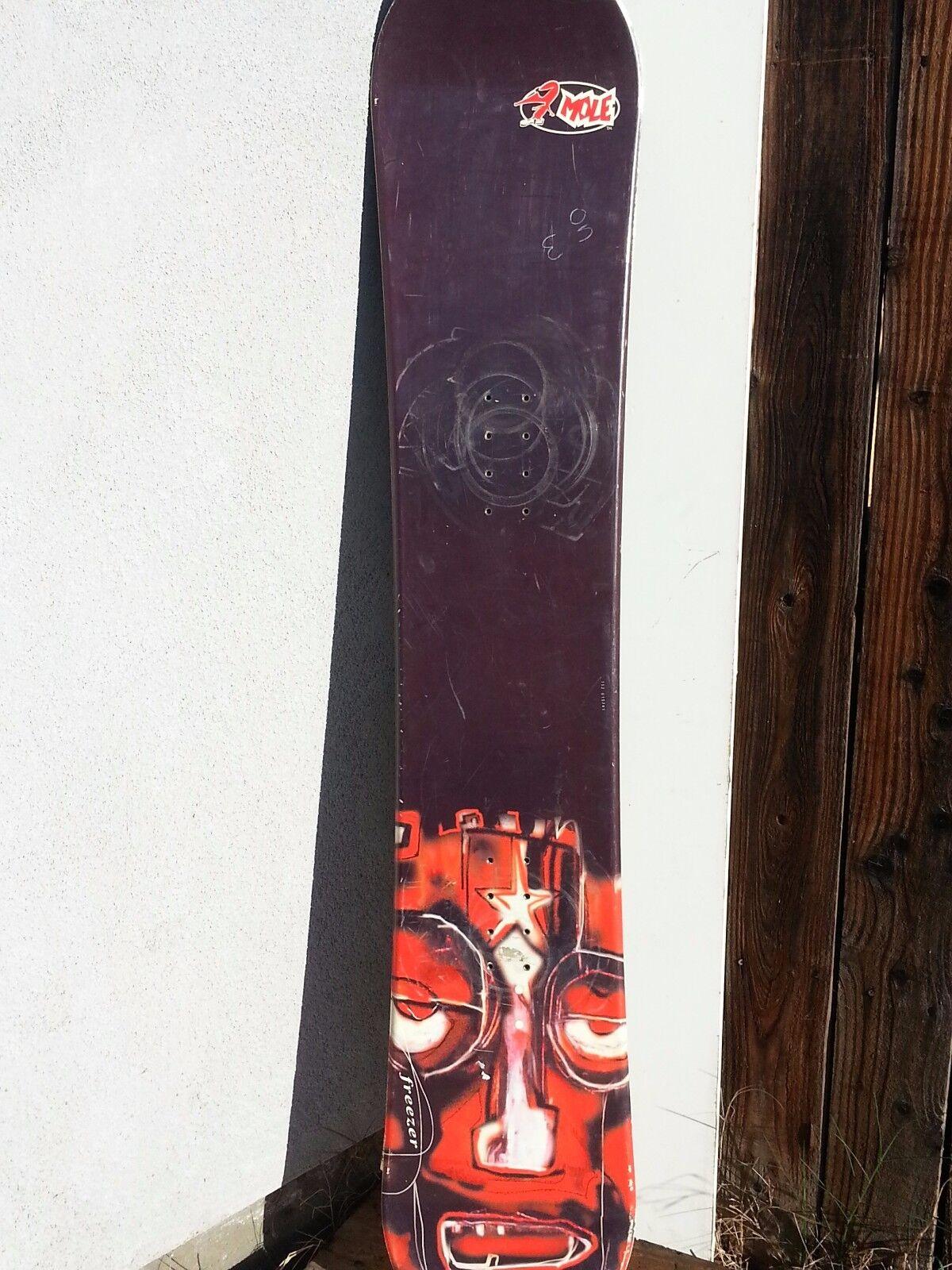 Mole Freezer Snowboard 150cm 59  w out bindings