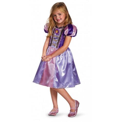 Original Disney Tangled Rapunzel Sparkle Child Costume