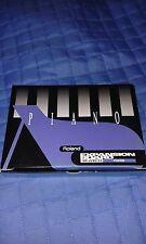 ROLAND SCHEDA DI ESPANSIONE SR-JV80-03 PIANO COMPLETA