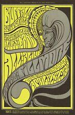 MINT Buffalo Springfield Steve Miller 1967 BG 61 Fillmore Poster