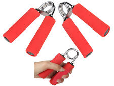 2 x HAND GRIPPER BODY BUILDING EXERCISE FITNESS FOAM HANDLE WRIST GRIP STRENGTH