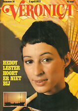 VERONICA 1977 nr. 14 - HEDDY LESTER/SILVER CONVENTION/FELICITY KENDAL