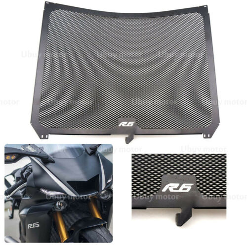 Motorcycle Accessories Radiator Grille Guard Cover For Yamaha YZF R6 2017-2019