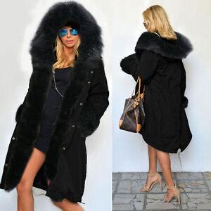 Luxury-Women-Faux-Fur-Coat-Casual-Hood-Parka-Ladies-Long-Trench-Jacket-Outwear