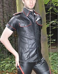Gay biker leather