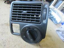 Lüftungsgitter Lichtschalter schalter 1c0941531 VW Golf 4 IV 1,6 74KW 5Tür