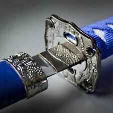 "40"" Blue Dragon SAMURAI NINJA Bushido Katana Japanese Sword - Carbon Steel Blade"