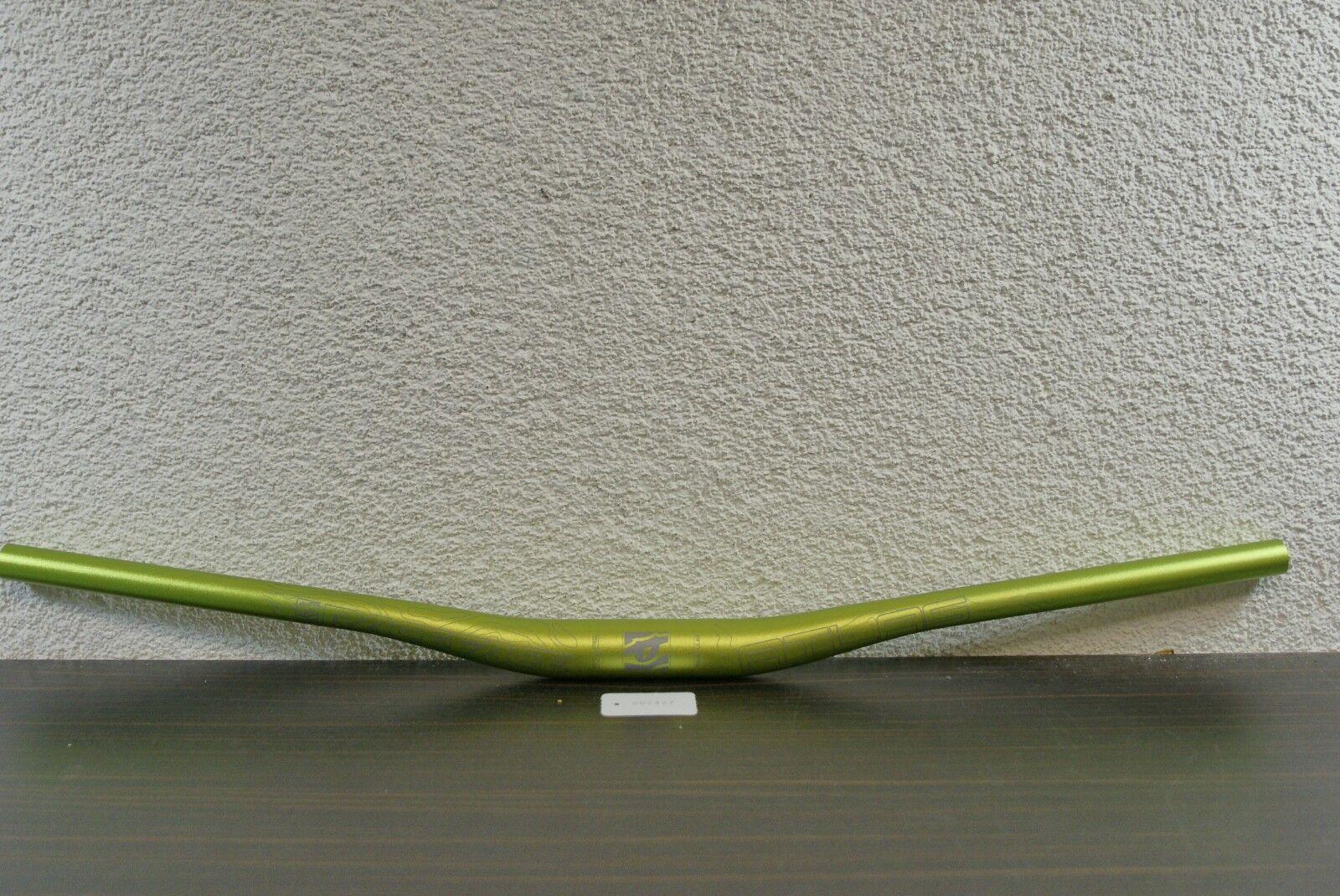 Race Face Atlas Freeride Lenker Grün Downhill 35mm Klemmung 775mm breit
