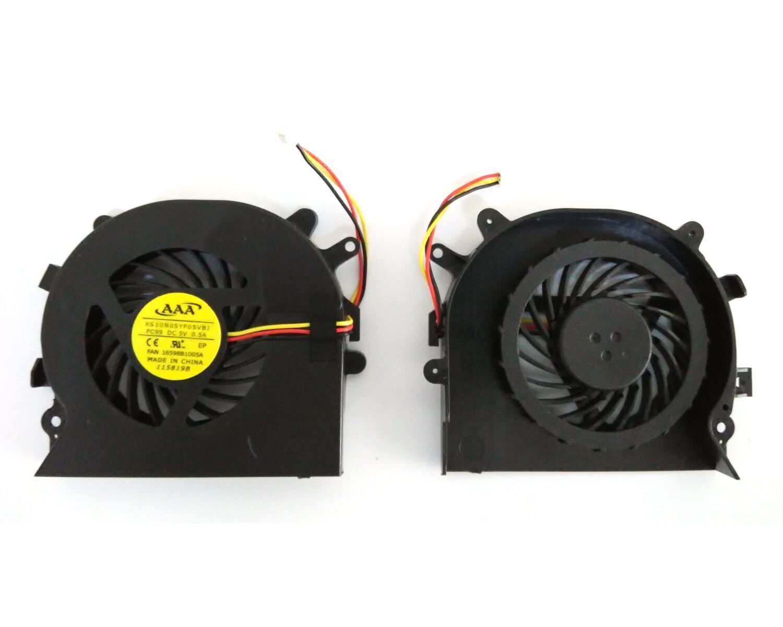New for Sony VAIO VPC-EA VPC-EB VPC-EC VPCEA VPCEB VPCEC series CPU Cooling Fan