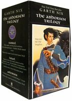The Abhorsen Trilogy Box Set By Garth Nix, (paperback), Harperteen , New, Free S