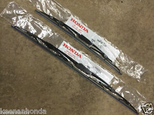 Image Is Loading Genuine OEM Honda Odyssey Pilot Front Windshield Wiper