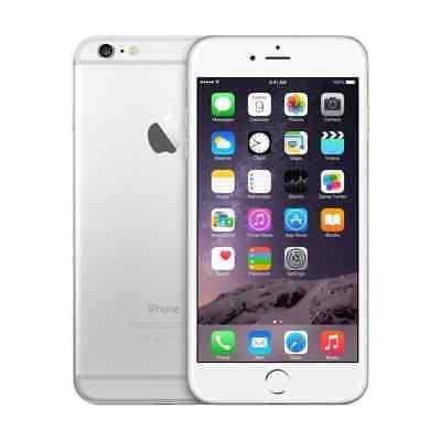 APPLE IPHONE 6 64GB SILVER GRADO A+++ RICONDIZIONATO CON ACCESSORI E GARANZIA