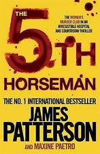 The 5th Horseman by James Patterson, Maxine Paetro (Paperback) New Book