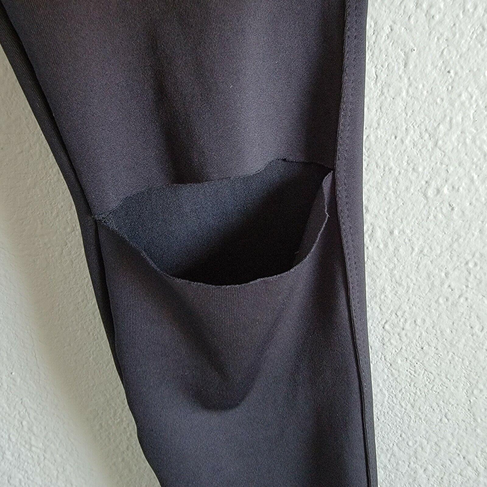 Olympia Activewear AJAX Full Lenght Black Jet Leg… - image 2