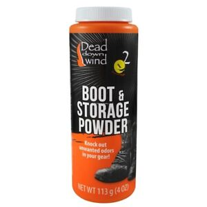 NEW-Dead-Down-Wind-Boot-and-Storage-Powder-1215N