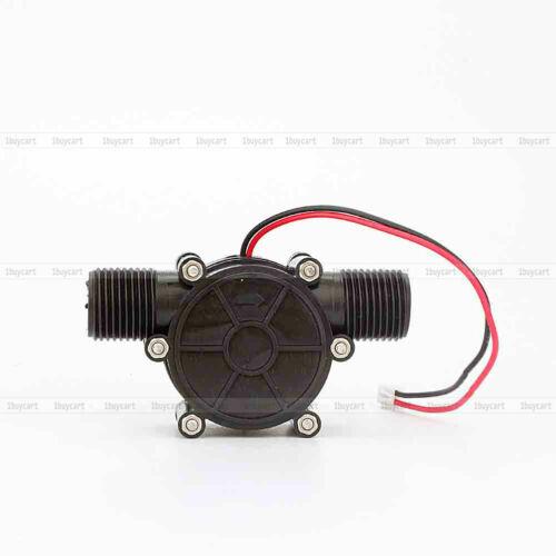 MINI DC12V 10W Water Turbine Generator Water Micro Hydroelectric DIY Power