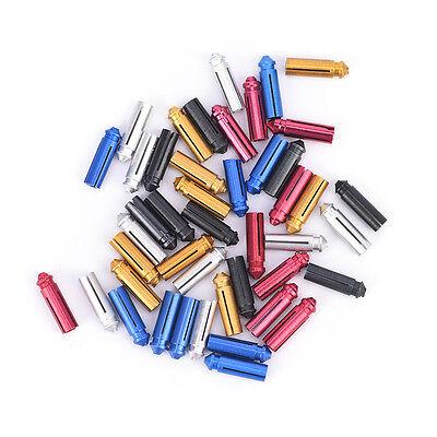 9x Lightweight Aluminum Dart   Savers Protectors for Steel Tip Darts