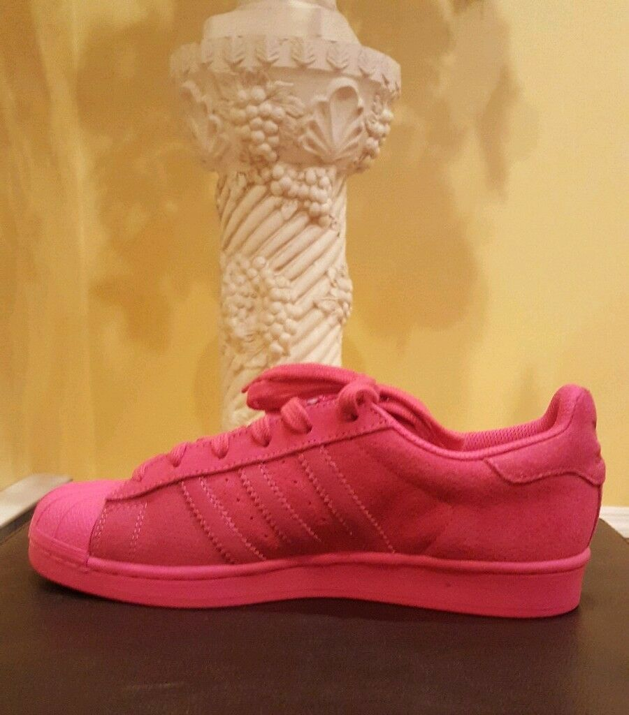 Adidas superstar superstar superstar women size 5.5 AQ4170 40e019