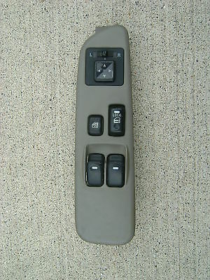00-05 MITSUBISHI ECLIPSE SEBRING STRATUS MASTER POWER WINDOW SWITCH MR587779