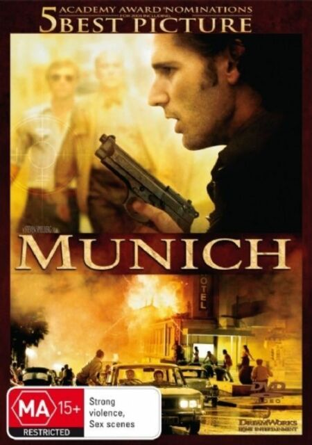 Munich (DVD, 2006)B16-AP18-LIKE NEW