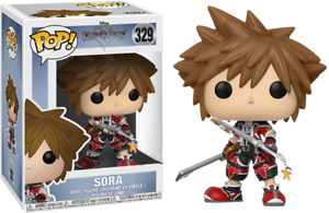 RARE-SORA-329-Brave-Form-Funko-Pop-Vinyl-New-in-Mint-Box