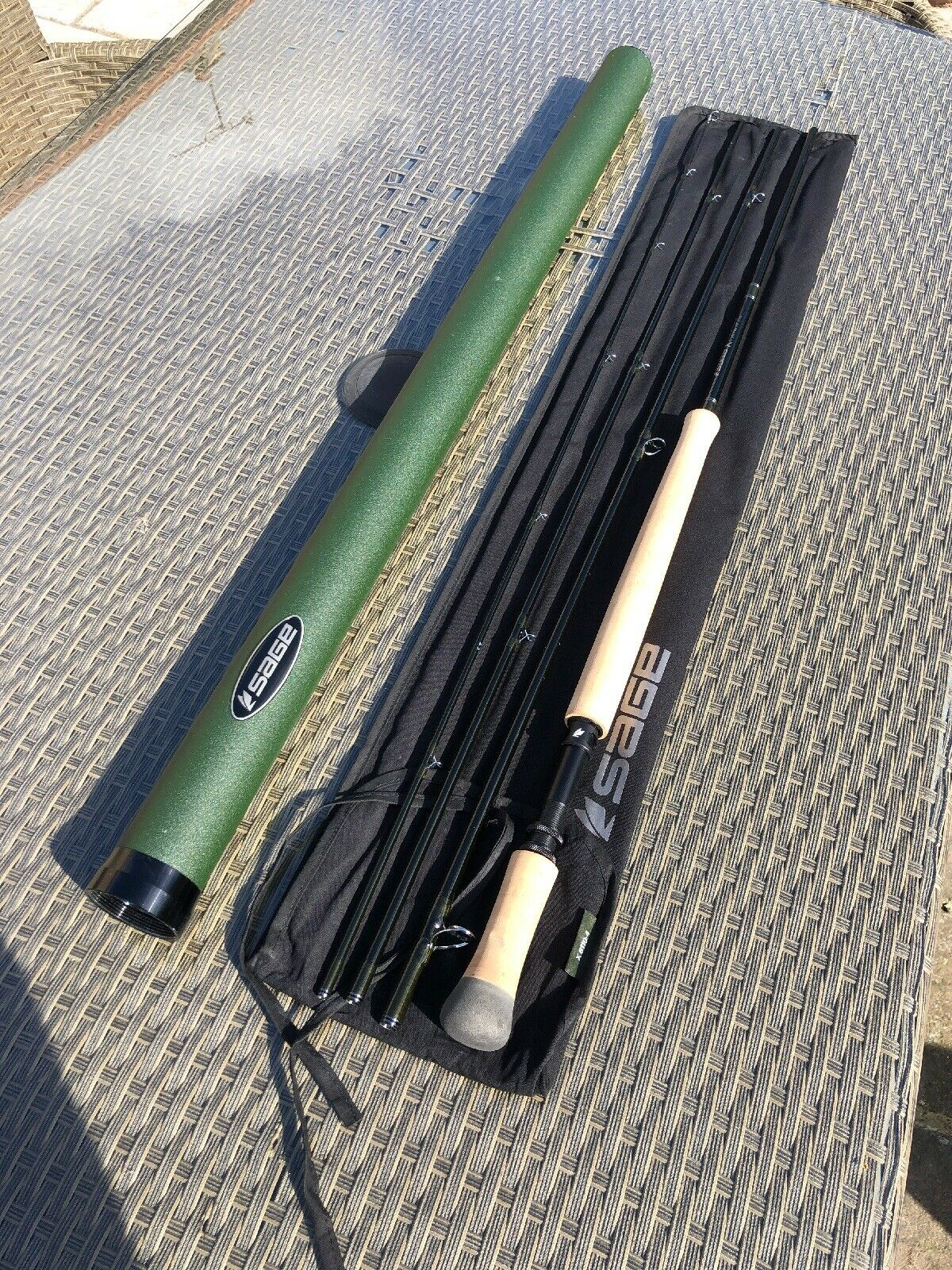 Sage X Switch Rod  11ft 8wt Fly Fishing Rod  check out the cheapest