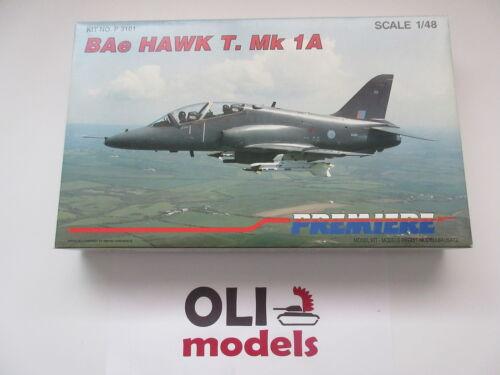 PM Premiere 3101 1//48 BAe HAWK T.Mk 1A Advanced Jet Trainer//Strike Aircraft