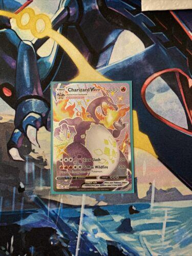 Pokemon Shining Fates Shiny Charizard VMAX SV107 / 122 Pack Fresh
