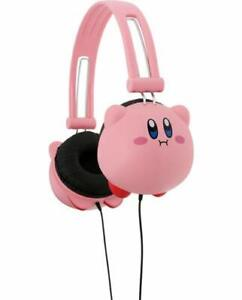 Nintendo-Oficial-Kirby-Pupupu-Remix-Figured-Auriculares-Japon-Usado