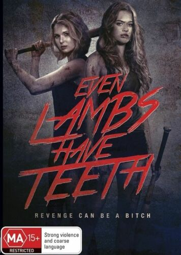 1 of 1 - Even Lambs Have Teeth (DVD, 2016) Genuine & unSealed (D117)(D157)
