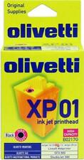 GENUINE AUTHENTIC  OLIVETTI XP 01 INK JET BLACK PRINTHEAD