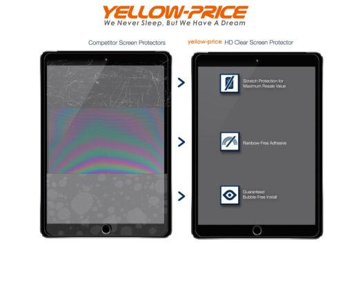 3-pack Premium HD Anti-glare MatteTouch Screen Protector iPad 9.7 2018 5 6th Gen