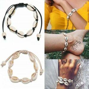 Fashion-Summer-Beach-Sea-Shell-Bracelet-Women-Jewelry-Ankle-Bracelets-Foot-Gift
