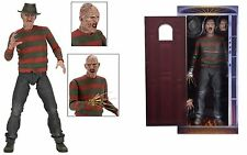 NIGHTMARE ON ELM STREET FREDDY KRUEGER 1/4 18 INCH  ACTION FIGURE NECA KRUGER