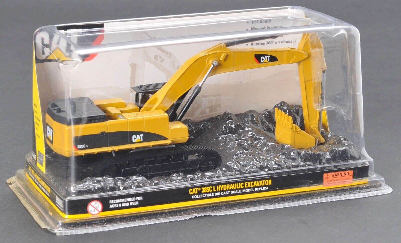 Norscot CAT 385C L Hydraulic Excavator Die Cast 1 64 Scale New 2007