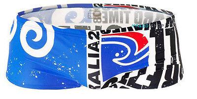 Mens Briefs Swim Trunks Beach Slim Fit Swimwear Boxers blue Pants shorts M L XL