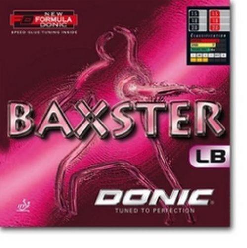 Donic Donic Donic Baxter LB 1,5 1,8 2,0 mm  Rot   Schwarz d94c3b